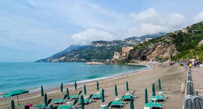 Maiori, la joya de la Costa Amalfitana