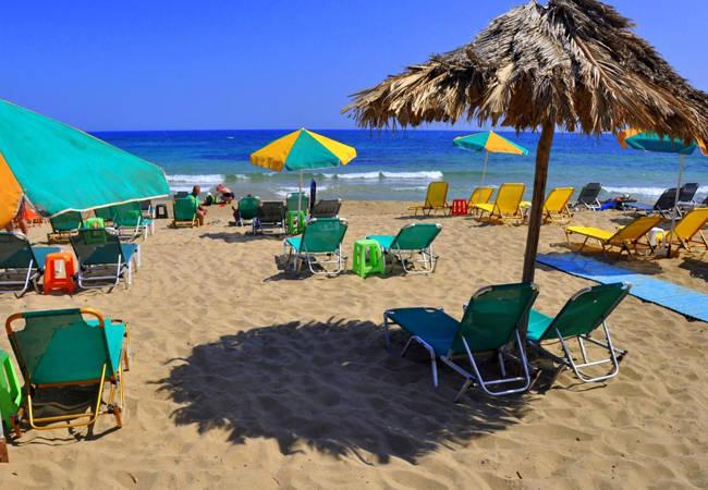 Playa de Malia