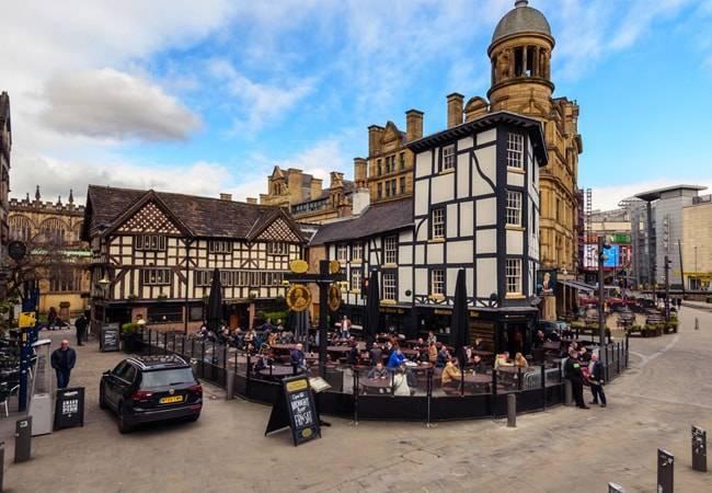Manchester: la capital inglesa de la fiesta y la creatividad