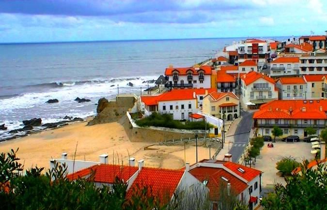 Marinha Grande, la ciudad del cristal en Portugal