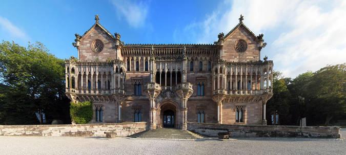 Más que una mansión: Palacio de Sobrellano