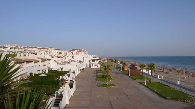 Matalascañas, en Huelva, Andalucía