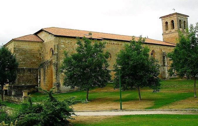 La histórica villa de Medina de Pomar, en Burgos