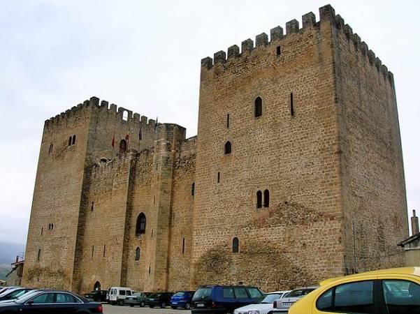 Castillo de los Velasco, en Medina de Pomar, Burgos