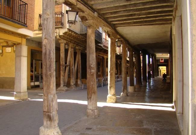 Medina de Rioseco, la Ciudad de los Almirantes en Valladolid
