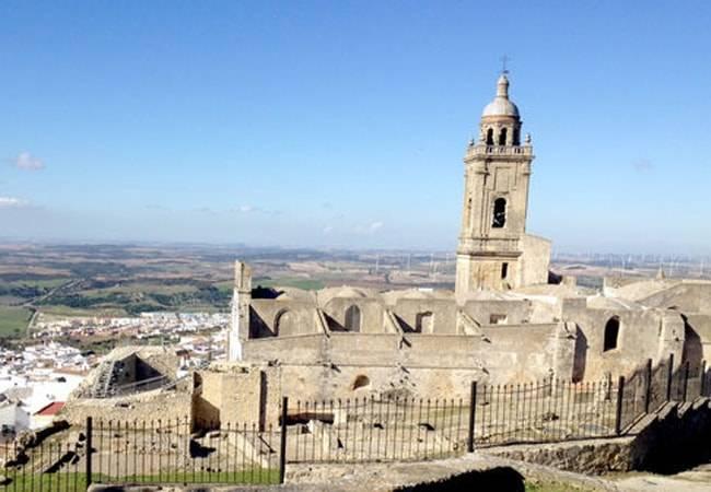 Medina Sidonia, destino monumental e histórico en Cádiz