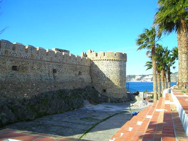 Castillo de San Miguel, en Almuñécar