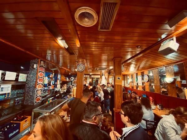 Bar Restaurante El Respiro, en Madrid