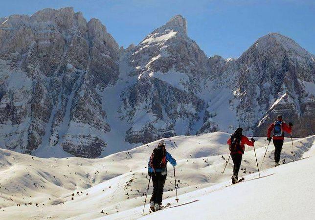 Estaciones de esquí de fondo en España