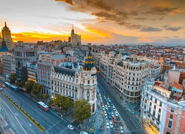 Los mejores hoteles en Madrid