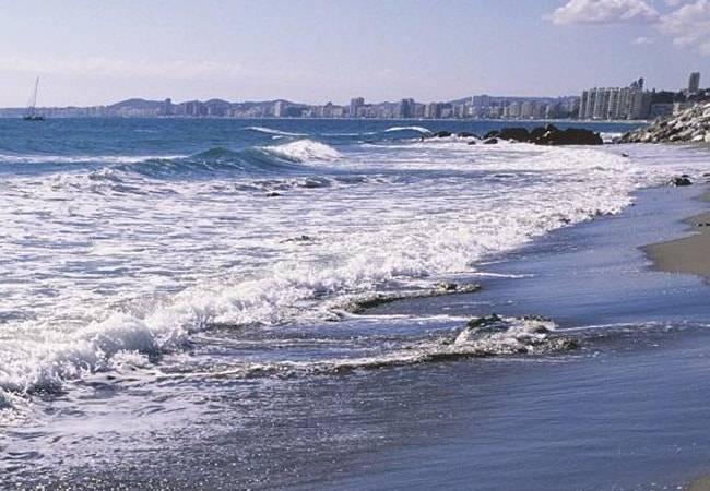 Las mejores playas de Benalmádena
