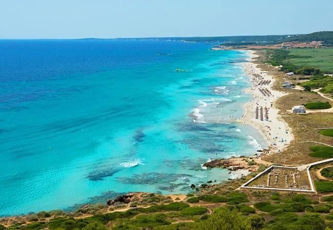 Playa de San Bou