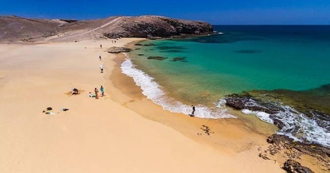 Las mejores playas de Lanzarote, Islas Canarias
