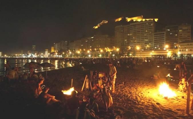 Las mejores playas para celebrar la Noche de San Juan