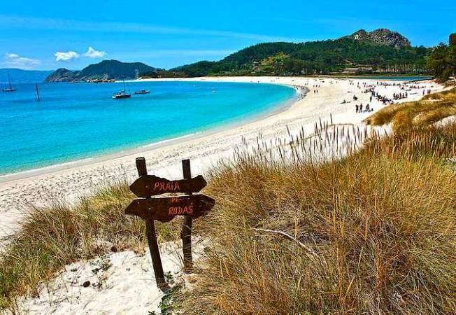 La Mejores Playas De Pontevedra