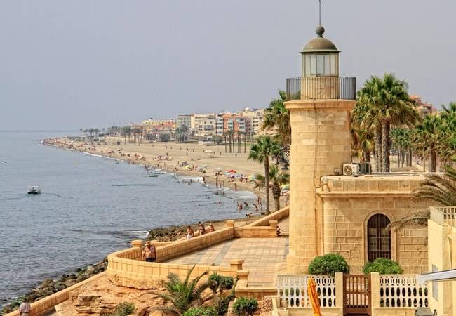 Las mejores playas de Roquetas de Mar
