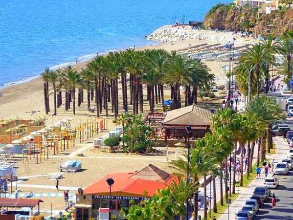 Las mejores playas de Torremolinos