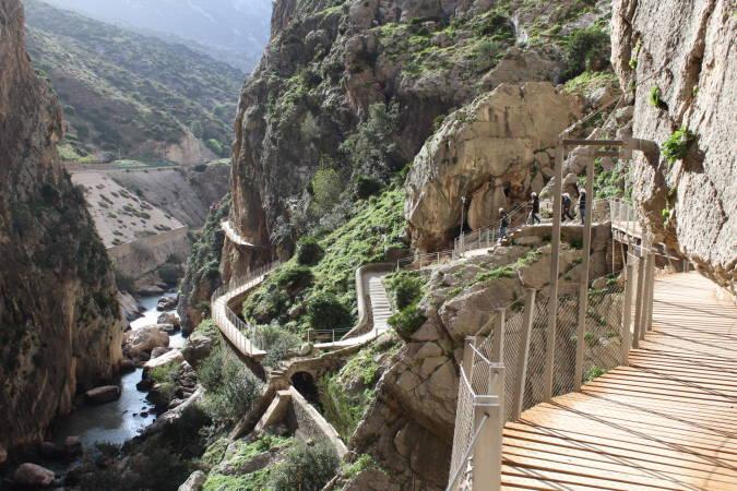 Las mejores rutas de senderismo en Andalucía