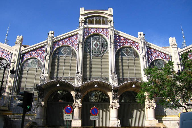 El Mercado Central de Valencia