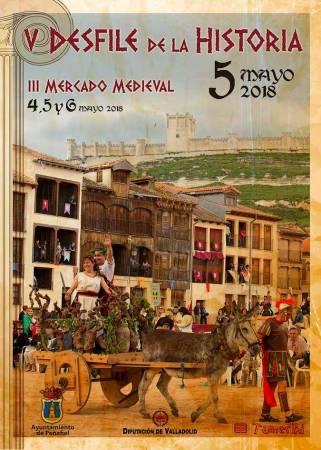 El Mercado Medieval de Peñafiel, en Valladolid