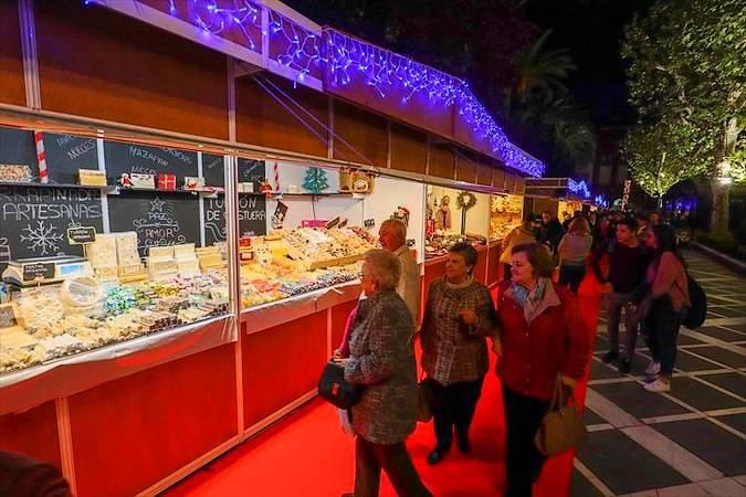 Mercado de Navidad de Badajoz