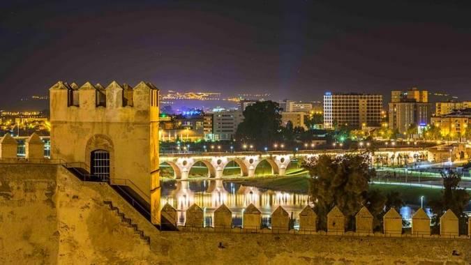 La ciudad de Badajoz