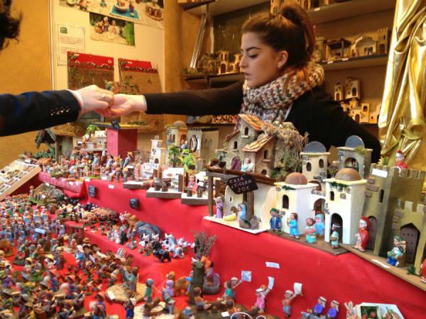 Mercado Navideño de Granada
