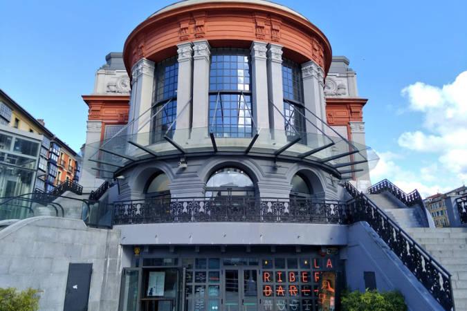 El Mercado de la Ribera, un lugar de Record Guiness en Bilbao