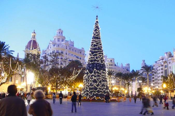 Mercados de Navidad en Valencia para 2019