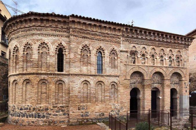 La Mezquita del Cristo de la Luz en Toledo