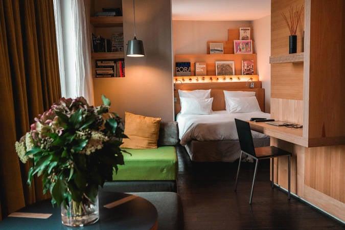 Los microhoteles, una nueva tendencia en alojamientos