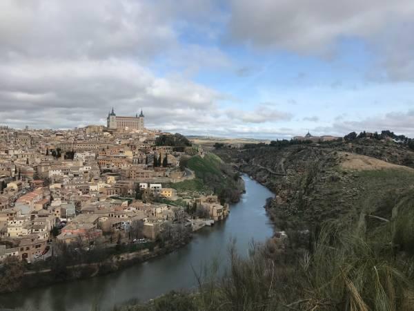 Mirador Peña del Moro, Toledo