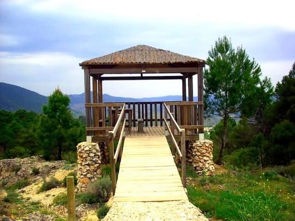 El Mirador del Paraje del Portichuelo, en Jaén