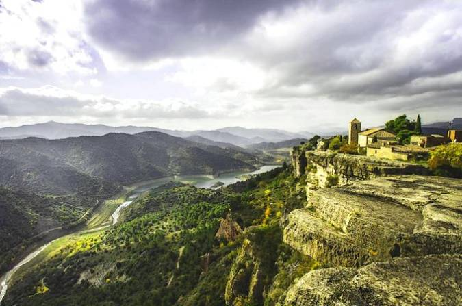 Siurana de Prades, en Tarragona