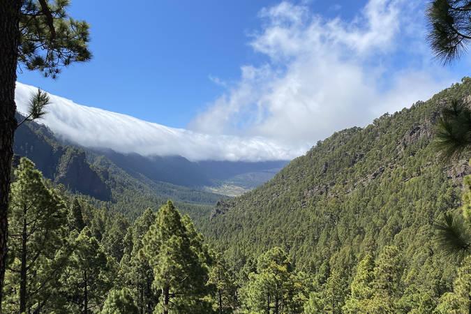 Los miradores más impresionantes de La Palma