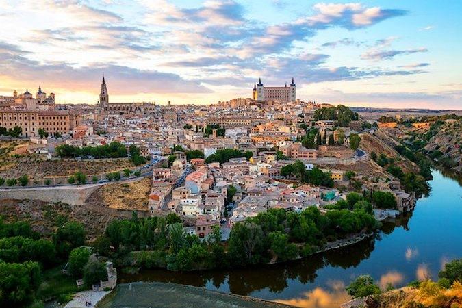 España vista desde un mirador (2ª parte)