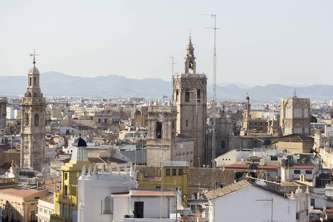 Los miradores más bonitos de Valencia