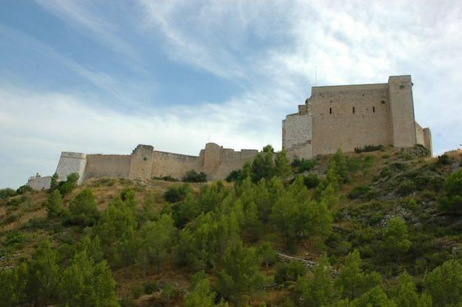 Castillo-fortaleza de Miravet, en Tarragona