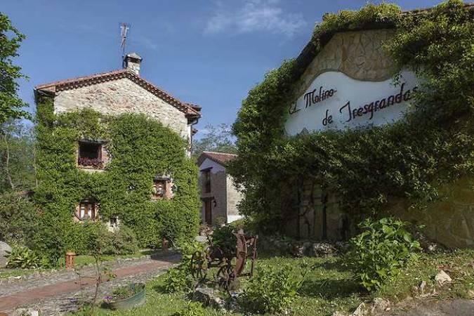 Resuelve el misterio del Hotel Molino de Tresgrandas, en Asturias