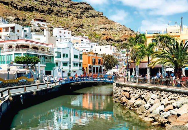 Disfruta de Mogán, un cálido paraíso en las Islas Canarias