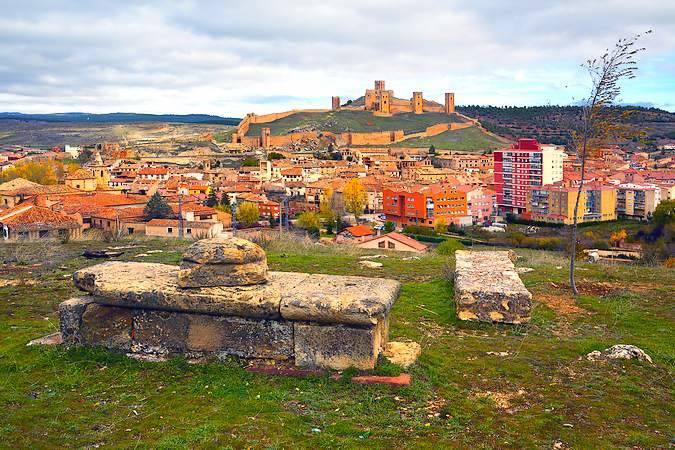 La villa medieval de Molina de Aragón, en Guadalajara