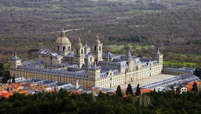 El Real Sitio de San Lorenzo de El Escorial