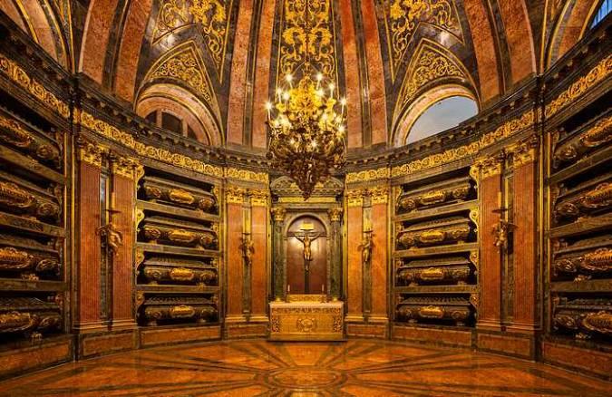 Panteón Real del Monasterio de San Lorenzo de El Escorial