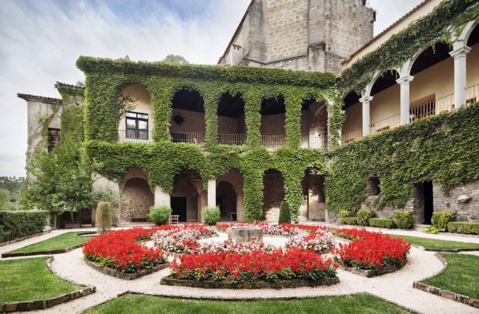 El Monasterio de San Jerónimo de Yuste, en Cáceres