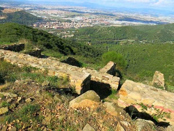 Vista panorámica de Montcada i Reixac, en Barcelona