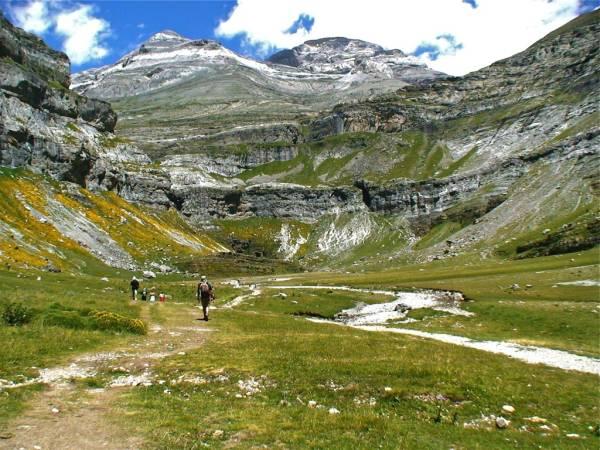 Monte Perdido, un lugar donde encontrarse