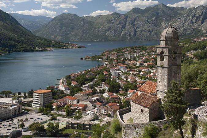 Montenegro, un pequeño país por descubrir en los Balcanes