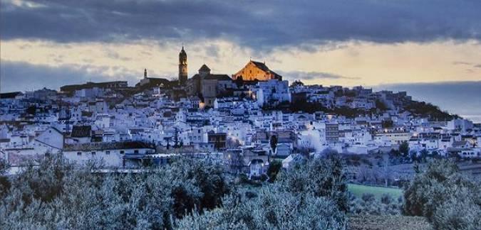 Atardecer en Montilla, Córdoba