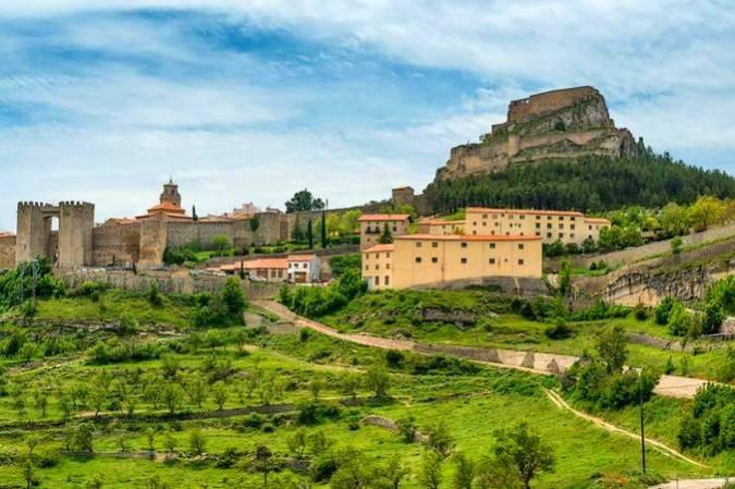 Pueblos más bonitos de España: Morella