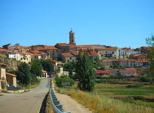 Mosqueruela, buen turismo rural en Teruel